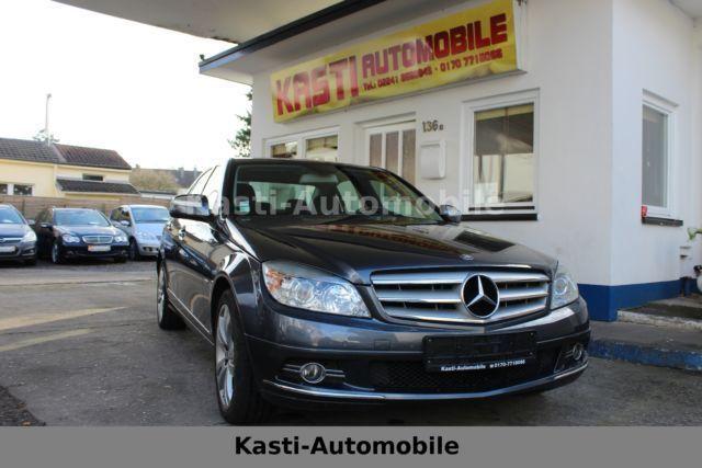 Verkauft Mercedes C220 Cdi Dpf Avantga Gebraucht 2007