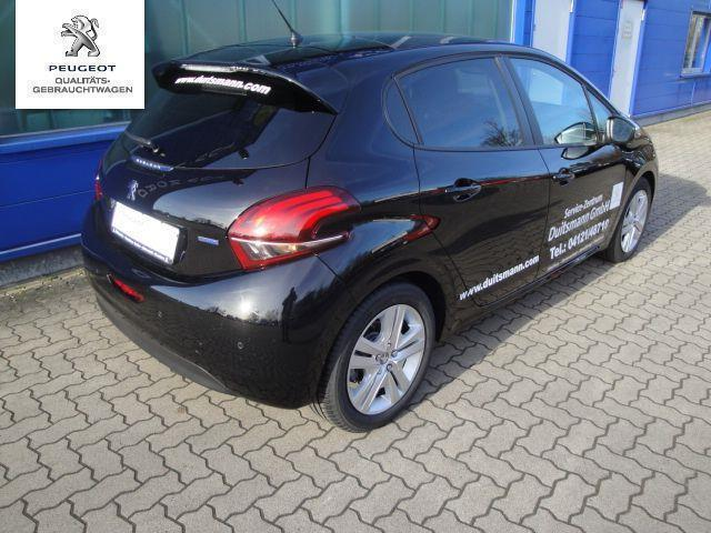 gebraucht blue hdi 100 stop start style peugeot 208 2016 km in unna. Black Bedroom Furniture Sets. Home Design Ideas