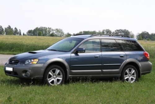 verkauft subaru outback 2 5 xt us mode gebraucht 2005 km in ansbach. Black Bedroom Furniture Sets. Home Design Ideas