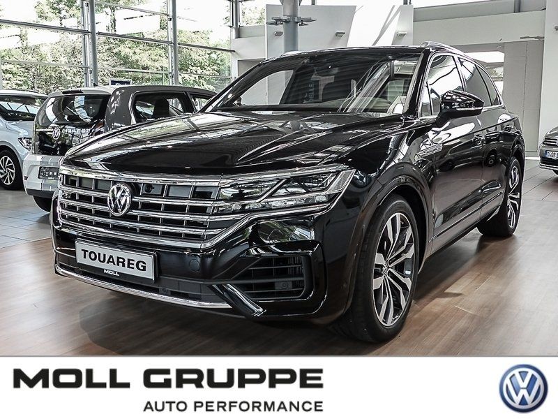 ▷ vw touareg 3.0 diesel 286 ps (2018) | düsseldorf | autouncle