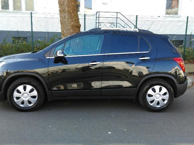 verkauft chevrolet trax 1 7td lt gebraucht 2013 km in langenfeld. Black Bedroom Furniture Sets. Home Design Ideas