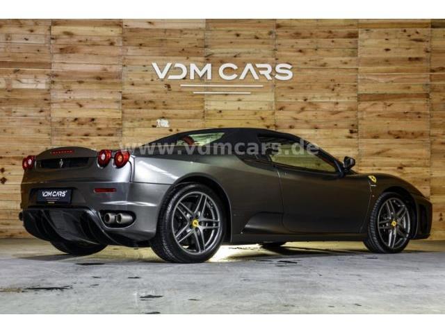 f430 gebrauchte ferrari f430 kaufen 132 g nstige autos zum verkauf. Black Bedroom Furniture Sets. Home Design Ideas