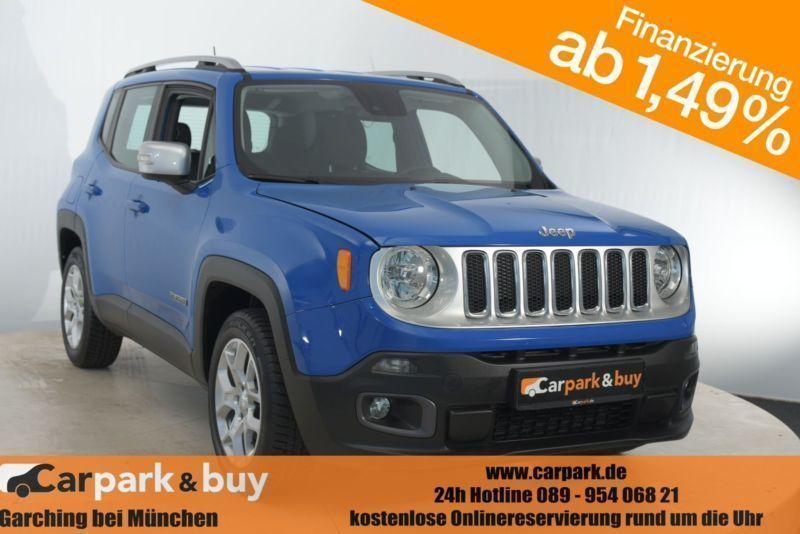 verkauft jeep renegade 1 4 multiair li gebraucht 2014 km in speyer. Black Bedroom Furniture Sets. Home Design Ideas