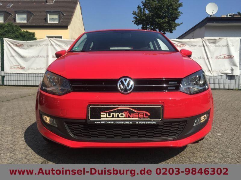 Gebraucht VW Polo Comfortline PDC Tempomat Klima Tagfahrlicht