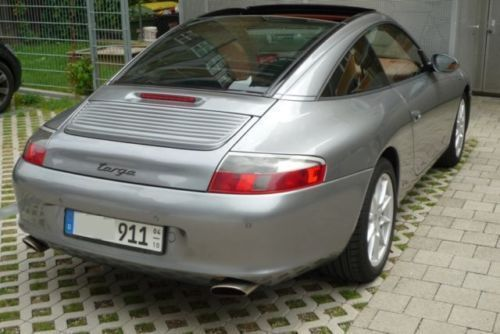verkauft porsche 996 targa 1 hand gebraucht 2002. Black Bedroom Furniture Sets. Home Design Ideas