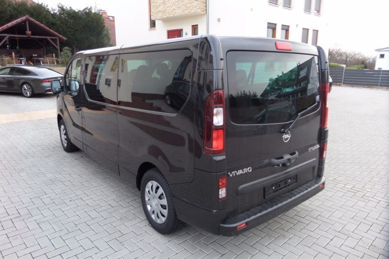 verkauft opel vivaro b freestyle l2h1 gebraucht 2016 km in achtrup. Black Bedroom Furniture Sets. Home Design Ideas
