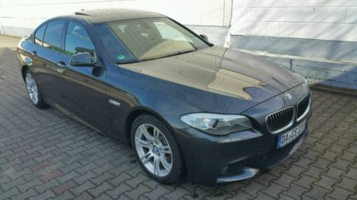 verkauft bmw 520 d m paket gebraucht 2011 km in. Black Bedroom Furniture Sets. Home Design Ideas