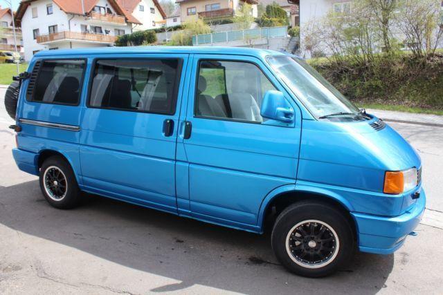 verkauft vw t4 bus syncro multivan all gebraucht 1995 km in bonndorf. Black Bedroom Furniture Sets. Home Design Ideas
