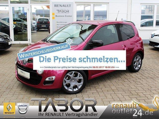 gebraucht Renault Twingo 1.2 16V 75 LEV Dynamique