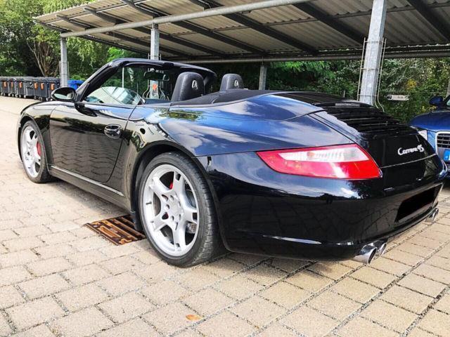 verkauft porsche 911 carrera 4s cabrio gebraucht 2006 km in budenheim. Black Bedroom Furniture Sets. Home Design Ideas