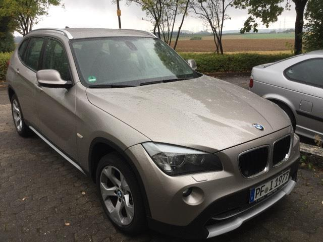 verkauft bmw x1 sdrive18d gebraucht 2011 km in. Black Bedroom Furniture Sets. Home Design Ideas