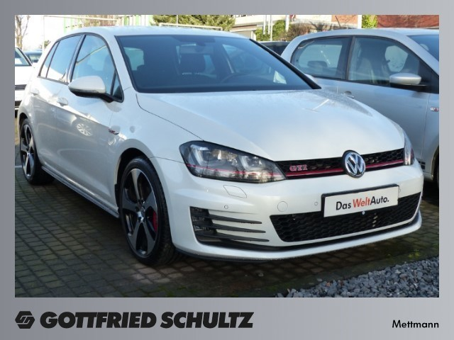 verkauft vw golf vii gti performance 2 gebraucht 2015 km in mettmann. Black Bedroom Furniture Sets. Home Design Ideas