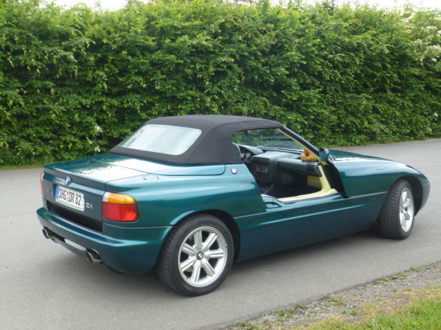 verkauft bmw z1 gebraucht 1989 km in rinteln. Black Bedroom Furniture Sets. Home Design Ideas