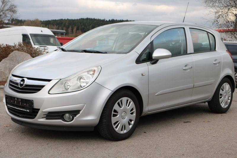 verkauft opel corsa d navi gebraucht 2009 km in. Black Bedroom Furniture Sets. Home Design Ideas