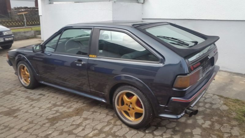 verkauft vw scirocco gt ii gebraucht 1992 km in villingen. Black Bedroom Furniture Sets. Home Design Ideas
