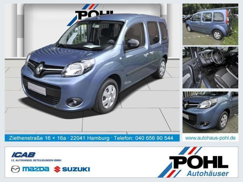 verkauft renault kangoo 1 5 dci 90 exp gebraucht 2015 km in hamburg. Black Bedroom Furniture Sets. Home Design Ideas