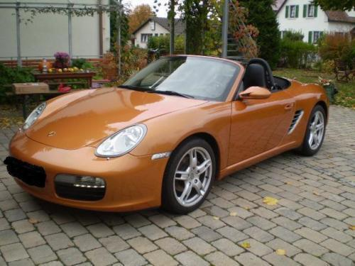 verkauft porsche boxster gebraucht 2008 km in reichenau. Black Bedroom Furniture Sets. Home Design Ideas