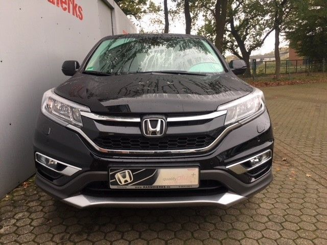 verkauft honda cr v 1 6i dtec 4wd auto gebraucht 2015 km in oldenburg. Black Bedroom Furniture Sets. Home Design Ideas