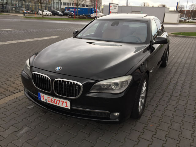 verkauft bmw 730 d gebraucht 2008 km in n rnberg. Black Bedroom Furniture Sets. Home Design Ideas