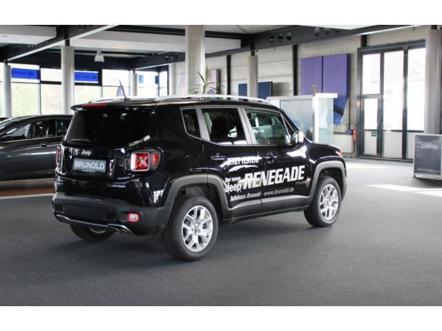 gebraucht 1 6 multijet limited jeep renegade 2016 km 23. Black Bedroom Furniture Sets. Home Design Ideas