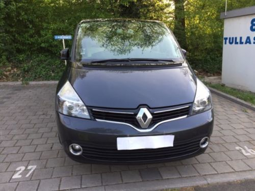 verkauft renault espace 2 0 dci 175 i gebraucht 2012 km in gundelfingen. Black Bedroom Furniture Sets. Home Design Ideas