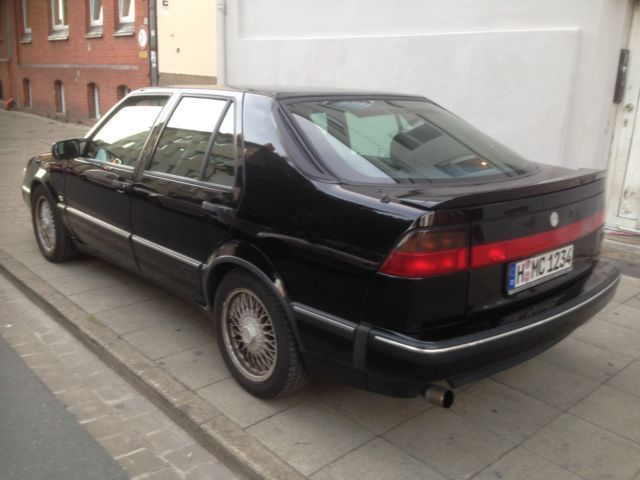 verkauft saab 9000 2 3 turbo sport 3ha gebraucht 1994 km in hannover. Black Bedroom Furniture Sets. Home Design Ideas