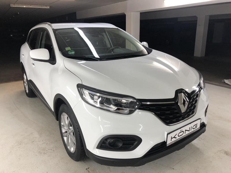 Verkauft Renault Kadjar 1.3 TCe GPF ED., Gebraucht 2019