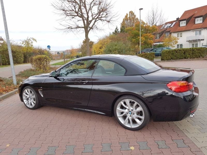 verkauft bmw 428 ia cabrio m sportpaket gebraucht 2015 km in heilbronn. Black Bedroom Furniture Sets. Home Design Ideas