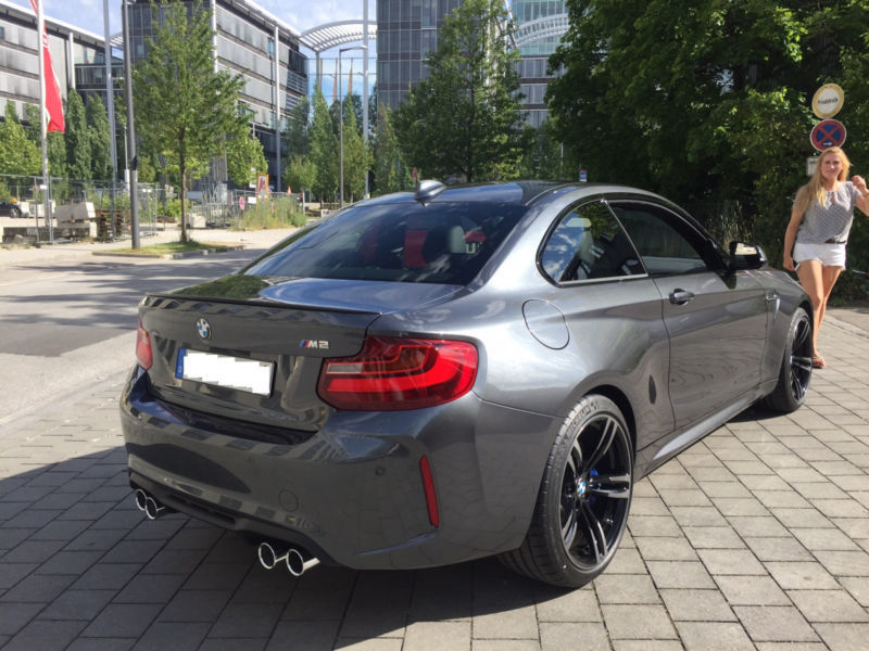 217 gebrauchte bmw m2 bmw m2 gebrauchtwagen autouncle. Black Bedroom Furniture Sets. Home Design Ideas