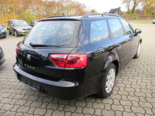 gebraucht st 2 0 tdi cr style seat exeo 2011 km in ahaus. Black Bedroom Furniture Sets. Home Design Ideas