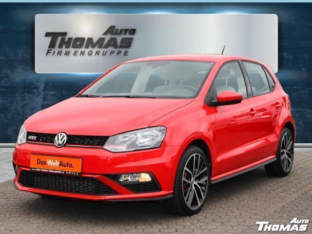 gebraucht 1 8 tsi gti dsg navi vw polo 2015 km in ludwigsburg. Black Bedroom Furniture Sets. Home Design Ideas