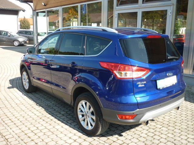 verkauft ford kuga 1 5 ecoboost titani gebraucht 2016 km in palling. Black Bedroom Furniture Sets. Home Design Ideas