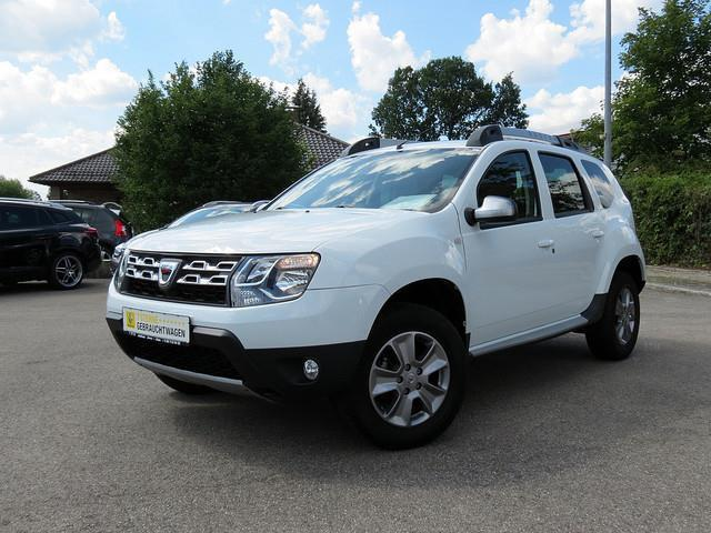 verkauft dacia duster 1 2 tce 125 pres gebraucht 2014 km in cham. Black Bedroom Furniture Sets. Home Design Ideas