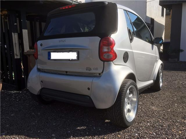 verkauft smart fortwo cabrio klima 81t gebraucht 2002 km in pforzheim. Black Bedroom Furniture Sets. Home Design Ideas