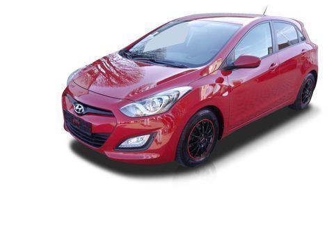 gebraucht Hyundai i30 1.4 CLASSIC KLIMA CD NEBELSCHEINWERFER LM-FELGEN 15 ZOLL
