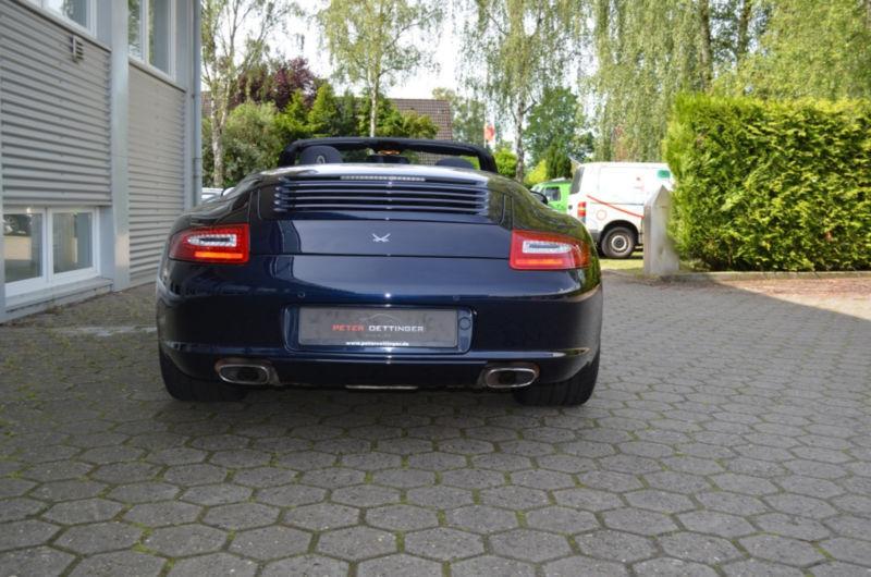 verkauft porsche 911 carrera cabriolet gebraucht 2007 km in hamburg. Black Bedroom Furniture Sets. Home Design Ideas