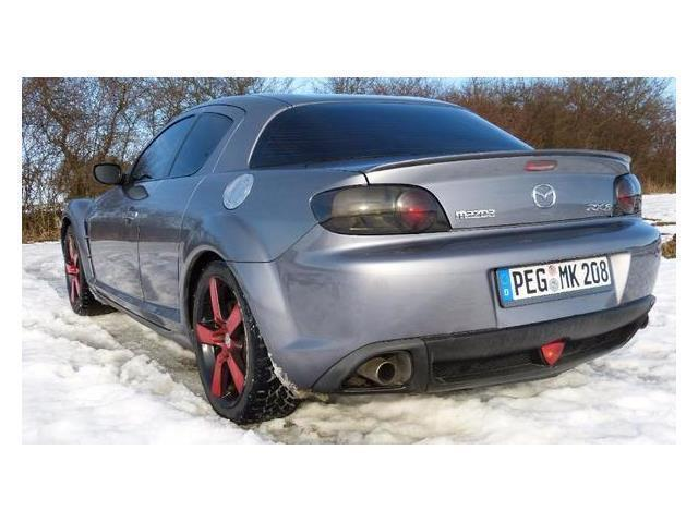 verkauft mazda rx8 gebraucht 2004 km in n rnberg. Black Bedroom Furniture Sets. Home Design Ideas