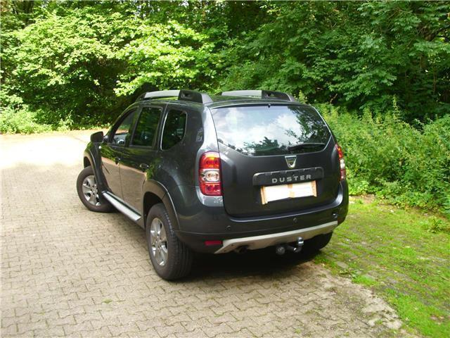 verkauft dacia duster tce 125 4x2 pres gebraucht 2014 km in oberhausen. Black Bedroom Furniture Sets. Home Design Ideas