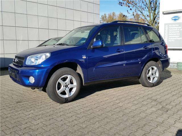 verkauft toyota rav4 4x2 gebraucht 2005 km in korschenbroich. Black Bedroom Furniture Sets. Home Design Ideas