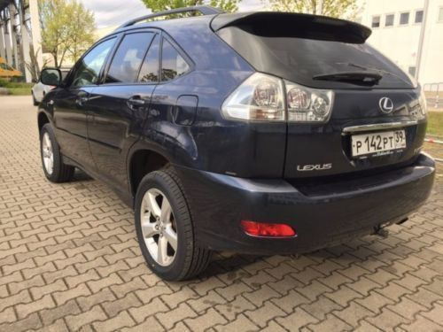 gebraucht executive lexus rx300 2004 km in marzahn. Black Bedroom Furniture Sets. Home Design Ideas