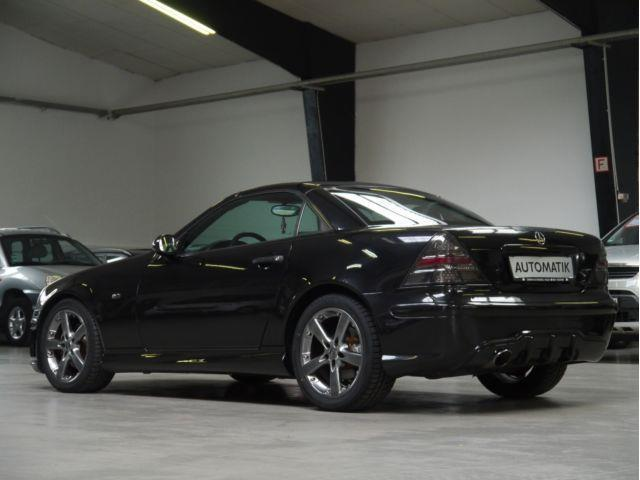 verkauft mercedes slk230 roadsterkompr gebraucht 2000 km in k ln. Black Bedroom Furniture Sets. Home Design Ideas