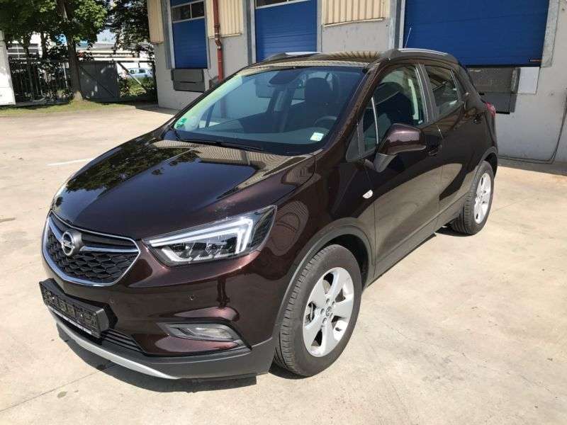 verkauft opel mokka x 1 4 eco flexs s gebraucht 2016 km in dachau. Black Bedroom Furniture Sets. Home Design Ideas