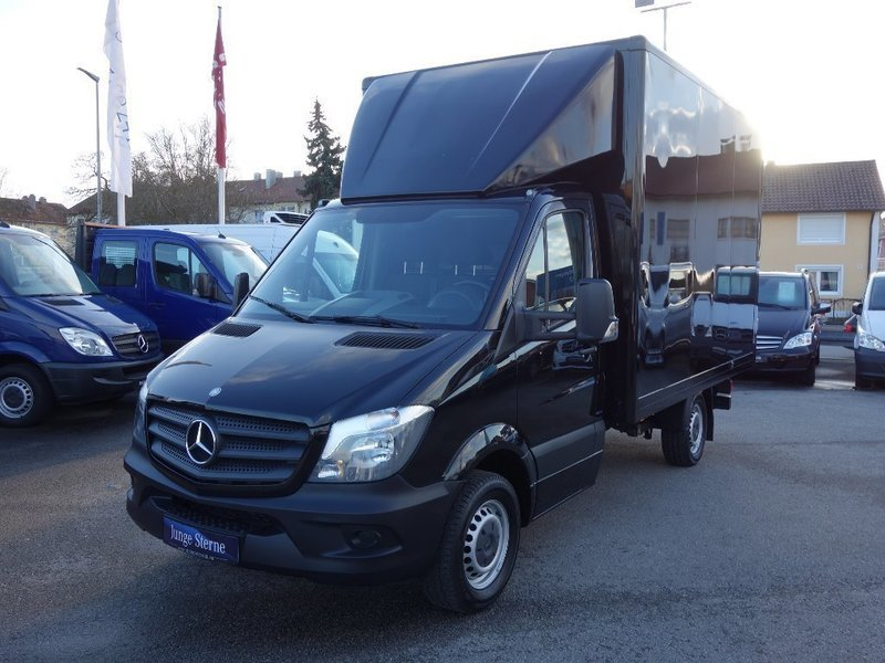 verkauft mercedes sprinter 319 cdi kof gebraucht 2014 km in plattling. Black Bedroom Furniture Sets. Home Design Ideas