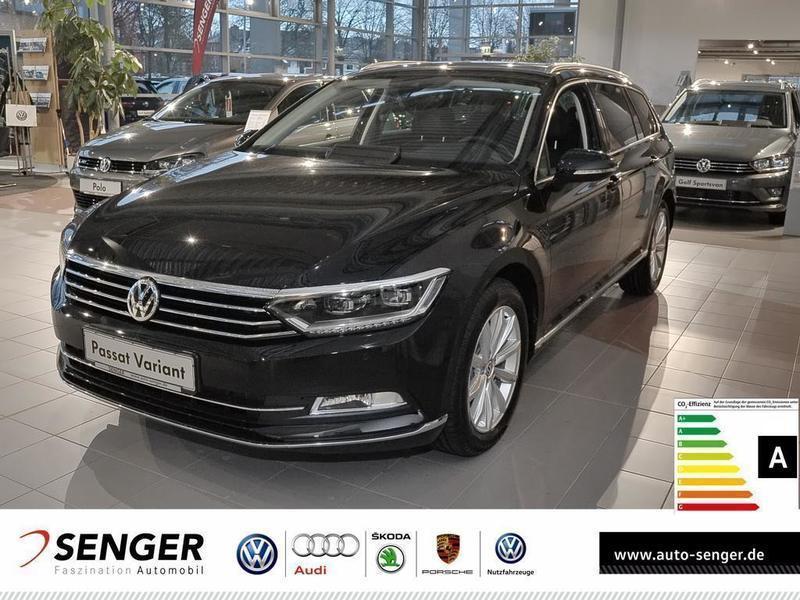 gebraucht VW Passat Variant Highline BlueMotion Technology 2,