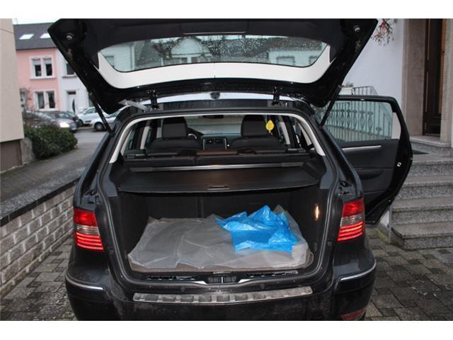 verkauft mercedes b160 b 160sport gebraucht 2010 km in saarlouis. Black Bedroom Furniture Sets. Home Design Ideas