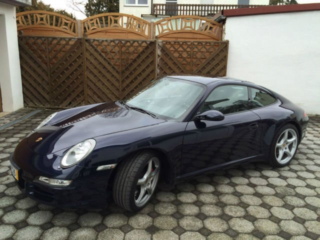 verkauft porsche 997 gebraucht 2005 km in baden w rttemberg. Black Bedroom Furniture Sets. Home Design Ideas