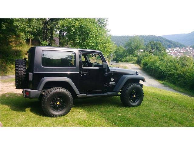 verkauft jeep wrangler gebraucht 2007 km in. Black Bedroom Furniture Sets. Home Design Ideas