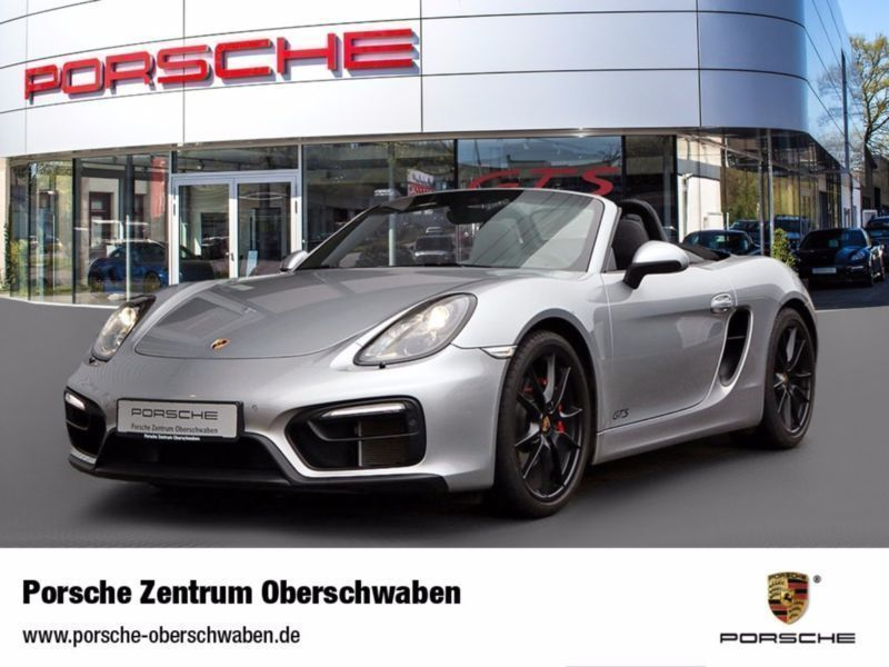 gebraucht pdk porsche boxster gts 2016 km in horgau. Black Bedroom Furniture Sets. Home Design Ideas
