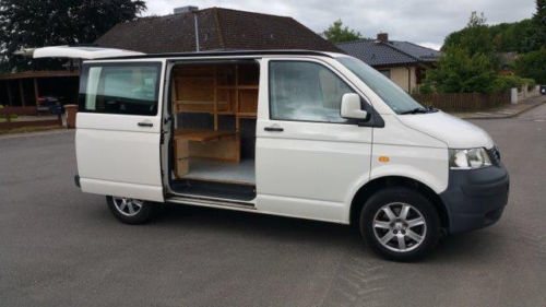 campingbus t5 vw t transporter campingbus ausbau mit. Black Bedroom Furniture Sets. Home Design Ideas