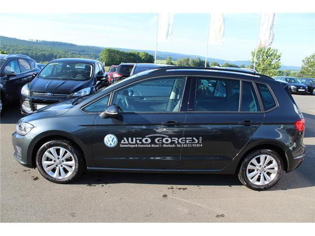 verkauft vw golf sportsvan 1 4 tsi dsg gebraucht 2017 km in morbach. Black Bedroom Furniture Sets. Home Design Ideas